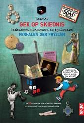Gewoan gek op skiednis -geweldige, spannende en bysund ere ferhalen oer Fryslan Betten, Erik