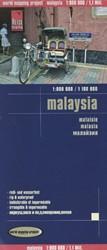 Malaysia 1 : 800 000 / 1 : 1 100 000 -rei?- und wasserfest