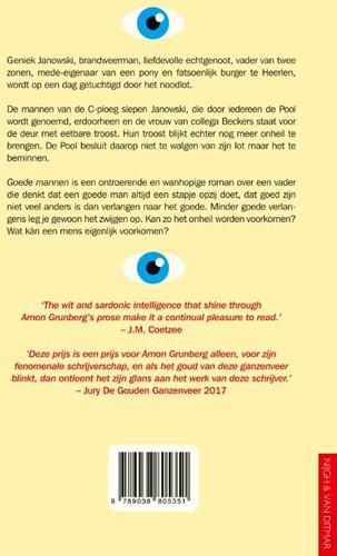 Goede mannen Grunberg, Arnon-2