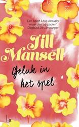 Geluk in het spel Mansell, Jill