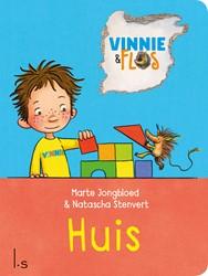 Vinnie & Flos - Huis (pakket 5 ex) Jongbloed, Marte