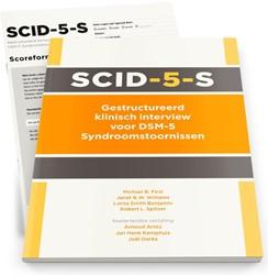 SCID-5-S: Scoreformulieren (50 ex.) American Psychiatric Associati