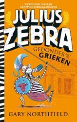 Julius Zebra - 4 Gedonder met de Grieken Northfield, Gary