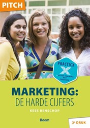 Pitch Marketing: de harde cijfers -de harde cijfers Benschop, Kees