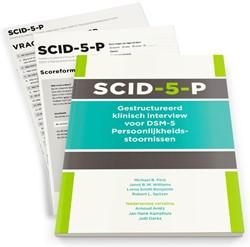 SCID-5-P: Scoreformulieren (50 ex.) American Psychiatric Associati