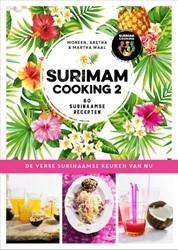 Surimam cooking -Surinaams kookboek met de lief de voor moeder natuur Waal, Aretha