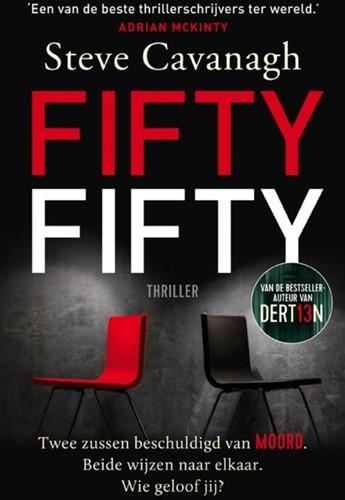 Fiftyfifty Cavanagh, Steve
