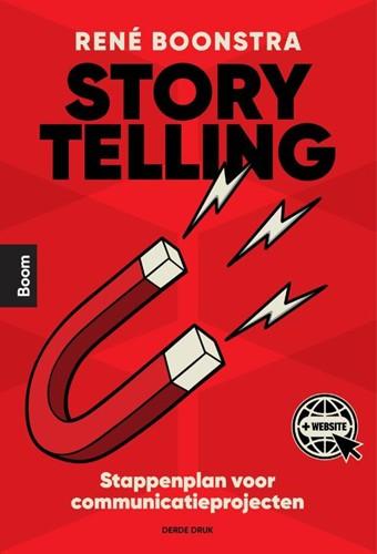 Transmedia storytelling -Stappenplan voor communicatiep rojecten Boonstra, Rene
