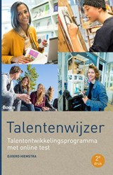 Talentenwijzer -Talentontwikkelingsprogramma m et online test Hiemstra, Djoerd