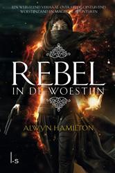 Rebel in de woestijn (set a 5 ex.) Hamilton, Alwyn