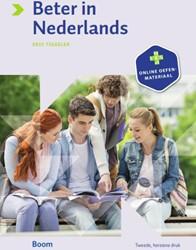 Beter in Nederlands (tweede druk) Tiggeler, Eric