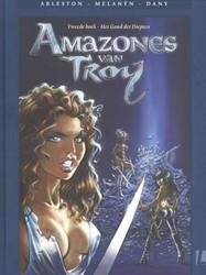 Amazones van Troy 2 Het goud der diepten Arleston, Christophe