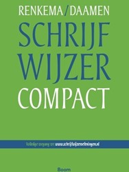 Schrijfwijzer Compact Renkema, Jan