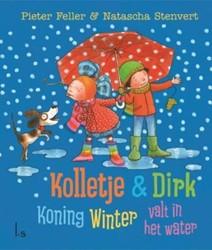 Kolletje en Dirk - Koning Winter valt in Feller, Pieter