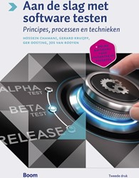 Aan de slag met software testen -Principes, processen en techni eken Chamani, Hossein