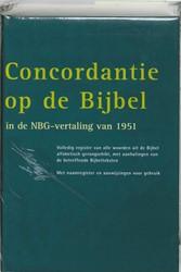 Concordantie op de Bijbel in de nieuwe v GISPEN, W.H.