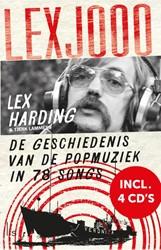 Lexjooo + 4 cd's - De geschiedenis -De geschiedenis van de popmuzi ek in 78 songs Harding, Lex