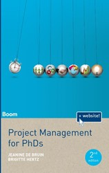 Project Management for PhD's Bruin, Jeanine de