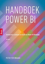 Handboek Power BI -Zelfservice-analyse in Excel Braake, Peter ter