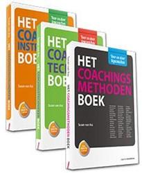 Basisboeken voor de coach, set 3 delen Ass, Susan van