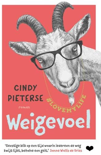 Weigevoel Pieterse, Cindy