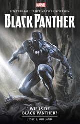 Wie is de Black Panther? Holland, Jesse J.