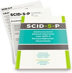 SCID-5-P: Vragenlijst (50 ex.) First, Michael B.