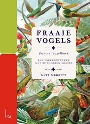 Fraaie Vogels, Press-out boek Merritt, Matt