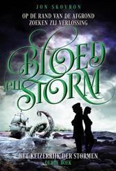 Het Keizerrijk der Stormen 3 - Bloed en Skovron, Jon