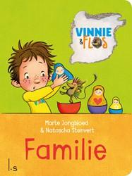 Vinnie & Flos - Familie (pakket 5 ex Jongbloed, Marte