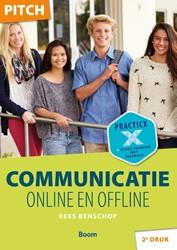 Pitch Communicatie, Online en offline -online en offline Benschop, Kees
