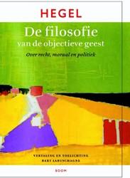 Filosofie van de objectieve geest -Over recht, moraal en politiek Hegel, G.W.F.