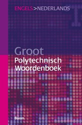 Groot Polytechnisch Woordenboek E &g Oxtoby, Graham P.
