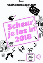 Coachingskalender 2018 -scheur je los in 2018 Boers, Aty