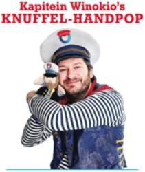 Kapitein Winokio's Knuffel-handpop