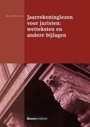 Jaarrekeninglezen voor juristen Geus, Peter de