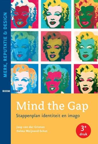 Mind the gap -stappenplan identiteit en imag o Grinten, Jaap van der