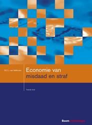 Economie van misdaad en straf Velthoven, B.C.J. van