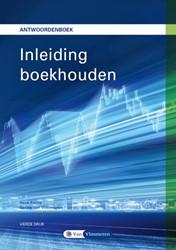 Inleiding Boekhouden Antwoordenboek Fuchs, Henk