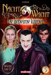 Nachtwacht : leesboek 5 - De Geheime Kam Verhulst, Gert