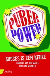 Puberpower -succes is een keuze Marel, Hanneke van der