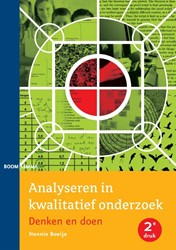 Analyseren in kwalitatief onderzoek -denken en doen Boeije, Hennie