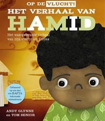 Op de vlucht! Het verhaal van Hamid -het waargebeurde verhaal van z ijn vlucht uit Eritrea Glynne, Andy