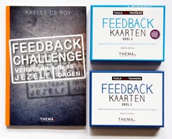 Feedback pakket -(2xkaarten, fbchallenge) Roy, Axelle de