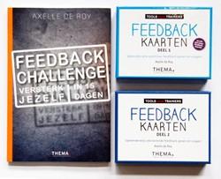 Feedbackpakket -(2xkaarten, fbchallenge) Roy, Axelle de