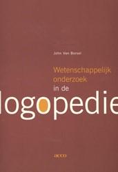 Wetenschappelijk onderzoek in de logoped Borsel, John van