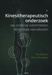 Kinesitherapeutisch Onderzoek van onders Staes, Filip