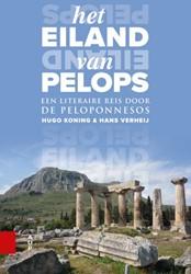 Het eiland van Pelops -Een literaire reis door de Pel oponnesos Koning, Hugo