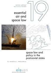 Space Law and Policy in the Post-Soviet Malysheva, Nataliia