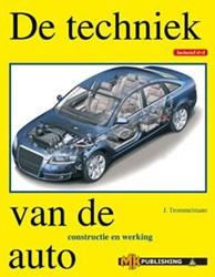 De techniek van de auto -constructie en werking Trommelmans, J.
